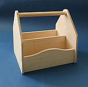 Материалы для творчества handmade. Livemaster - original item Box for spices. Handmade.