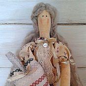 Куклы и игрушки ручной работы. Ярмарка Мастеров - ручная работа Весенняя тильдочка. Handmade.