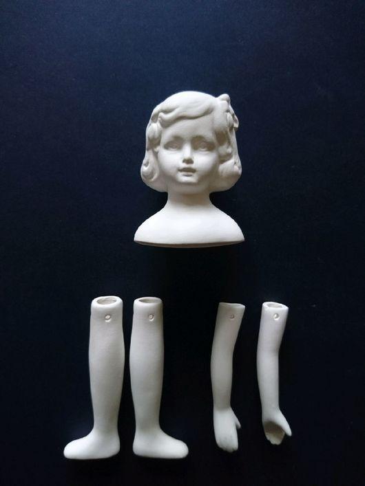 Для украшений ручной работы. Ярмарка Мастеров - ручная работа. Купить Набор № 10 для создания куклы из флюмо. Handmade.