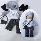 Заготовки для кукол и игрушек ручной работы. Ярмарка Мастеров - ручная работа Набор для изготовления куклы мальчика. Handmade.