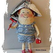 Куклы и игрушки ручной работы. Ярмарка Мастеров - ручная работа Маляр. Handmade.