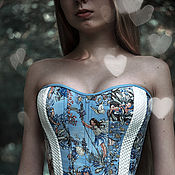 """Одежда ручной работы. Ярмарка Мастеров - ручная работа Корсет """"Princess fairy"""". Handmade."""