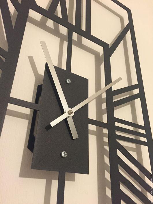 """Часы для дома ручной работы. Ярмарка Мастеров - ручная работа. Купить Часы 73см'37см """"Nurk"""". Handmade. Настенные часы"""