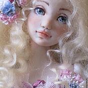 """Куклы и игрушки ручной работы. Ярмарка Мастеров - ручная работа Лючия """"Волшебный сад"""" продана. Handmade."""