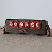 Сувениры и подарки handmade. Livemaster - original item Lamp clock