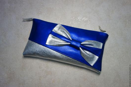Сумочка №1 (синяя расцветка)