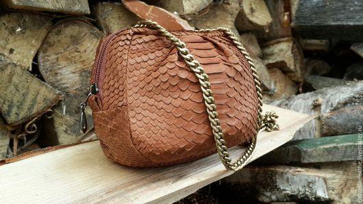 Маленькая Сумочка через плечо из натуральной кожи питона,сумочка маленькая очень модный дизайн 2016 года