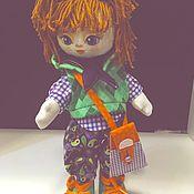 Игрушки ручной работы. Ярмарка Мастеров - ручная работа Кукла сшитая мастером с любовью. Handmade.