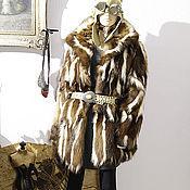 Одежда ручной работы. Ярмарка Мастеров - ручная работа Росомаха тепло Севера, тренд 14, очень теплый и мягкий. Handmade.