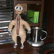 Куклы и игрушки ручной работы. Ярмарка Мастеров - ручная работа кукла Девятый. Handmade.
