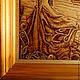 """Фэнтези ручной работы. Картина """"Мечты Ассоль"""". Творческая мастерская Григория. Ярмарка Мастеров. Мечты, Пирография, картина для интерьера, дерево"""