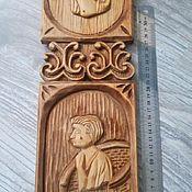 Картины и панно ручной работы. Ярмарка Мастеров - ручная работа Картина из дерева 01. Handmade.