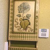 Для дома и интерьера ручной работы. Ярмарка Мастеров - ручная работа Маскирующие шкафчики,декорирующие элетрические щитки. Handmade.