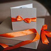 Сувениры и подарки ручной работы. Ярмарка Мастеров - ручная работа Короб для фотокниги, футляр для диска. Handmade.