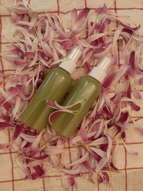 Spray against psoriasis on the head 100 ml, Hair Spray, Solovki,  Фото №1