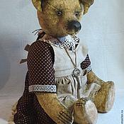 """Куклы и игрушки ручной работы. Ярмарка Мастеров - ручная работа Медведь Тедди. """"Луша"""".. Handmade."""