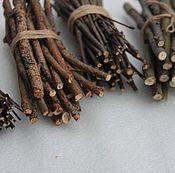 Материалы для творчества ручной работы. Ярмарка Мастеров - ручная работа вязанка из веточек сосна береза рябина ива. Handmade.