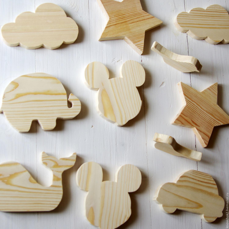 Заготовки из дерева для поделок