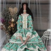 Куклы и игрушки ручной работы. Ярмарка Мастеров - ручная работа Кукла в стиле Тильда.Принцесса Каролина.. Handmade.