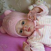 Куклы и игрушки ручной работы. Ярмарка Мастеров - ручная работа Кукла реборн Анфиса. Handmade.
