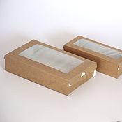 Сувениры и подарки ручной работы. Ярмарка Мастеров - ручная работа коробка для упаковки пряников, печенья, и т.д.. Handmade.