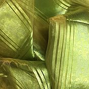 Для дома и интерьера handmade. Livemaster - original item Sale ready Tulle chameleon, with salad stripes. Handmade.