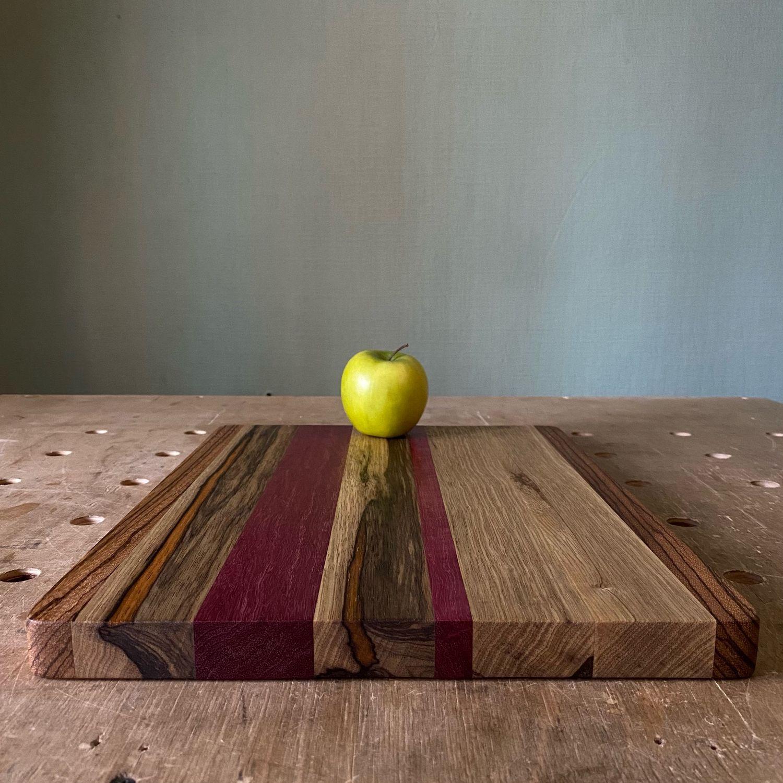 Доска разделочная / сервировочная из разных пород древесины, Разделочные доски, Москва,  Фото №1