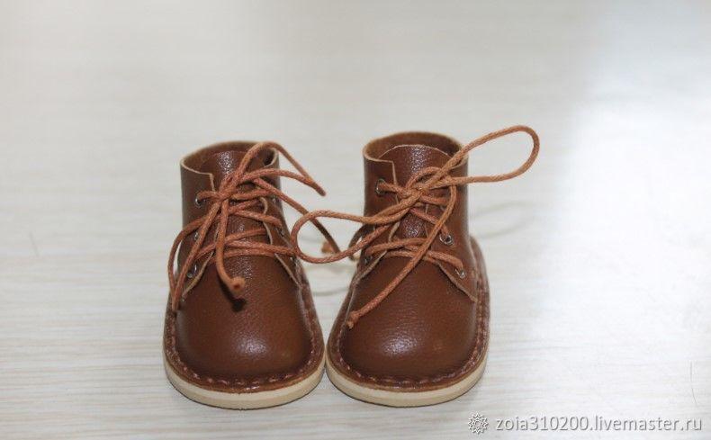 cdbbee49b5a1 Куклы и игрушки ручной работы. Для примера. Ботиночки для куклы Паола  Рейна. Обувь ...