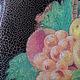 По желанию заказчика возможно использование другого рисунка, а также -коррекция размера кракелюрных трещин
