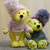 Куклы и игрушки ручной работы. Ярмарка Мастеров - ручная работа Чук и Гек. Handmade.