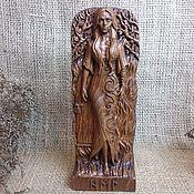 Для дома и интерьера handmade. Livemaster - original item Hel statuette, tree, Norse goddess of death. Handmade.