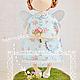 Ателье Блюмен, Наталья Асатурова, фоамиран, фоамиран обучение, кукла мастер-класс, мастер-класс фоамиран, фом, фом эва, мастер-классы, обучение фоамиран, кукла из фоамиарана, кукла, кукла фея, фоам