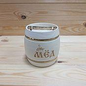 Для дома и интерьера handmade. Livemaster - original item Barrel for honey