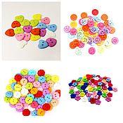 handmade. Livemaster - original item The buttons are plastic in stock. Handmade.