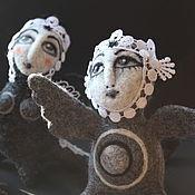 Куклы и игрушки ручной работы. Ярмарка Мастеров - ручная работа Берегини. Handmade.