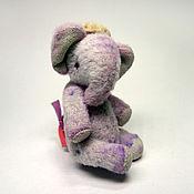 Куклы и игрушки ручной работы. Ярмарка Мастеров - ручная работа Слон Гоша. Handmade.