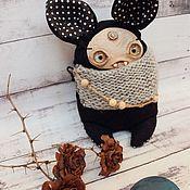 Куклы и игрушки handmade. Livemaster - original item Eeyore, Edward, Manitu art. Handmade.
