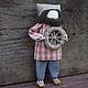 Народные куклы ручной работы. Ярмарка Мастеров - ручная работа. Купить Куклак Спиридон-Солнцеворот народный русский. Handmade. Разноцветный