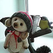 Куклы и игрушки ручной работы. Ярмарка Мастеров - ручная работа Овечка Милли. 2500.. Handmade.