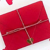 Открытки ручной работы. Ярмарка Мастеров - ручная работа Сюрприз в конверте. Handmade.