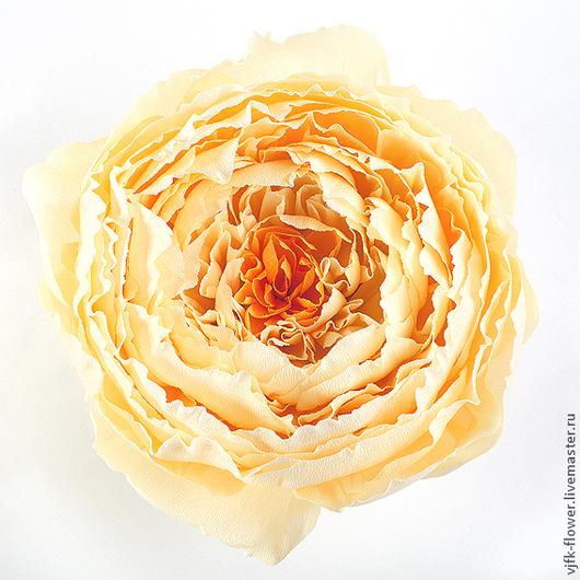 Цветы из итальянской бумаги