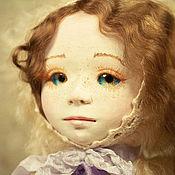 Куклы и игрушки ручной работы. Ярмарка Мастеров - ручная работа Тедди-долл Дженни. Handmade.