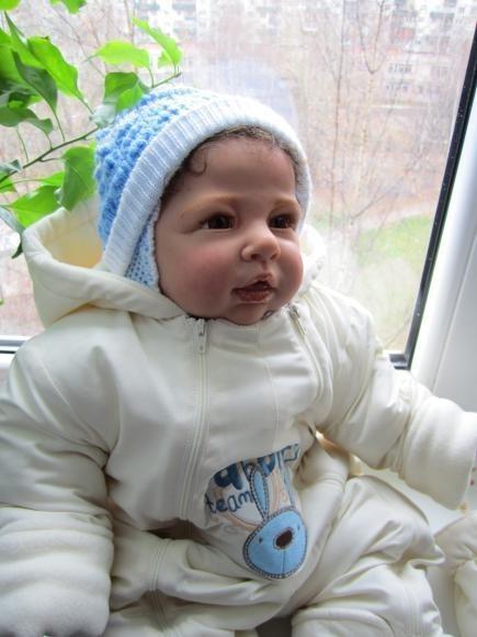 Куклы-младенцы и reborn ручной работы. Ярмарка Мастеров - ручная работа. Купить Кукла реборн Юльхен.. Handmade. Кукла-реборн