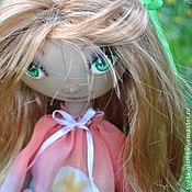 """Куклы и игрушки ручной работы. Ярмарка Мастеров - ручная работа """"Девочка Весна"""". Handmade."""