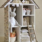 Куклы и игрушки handmade. Livemaster - original item House to Shred. Handmade.