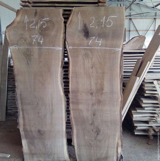 Мебель ручной работы. Ярмарка Мастеров - ручная работа. Купить Слэб из дерева. Handmade. Слэб, спил дерева, коричневый