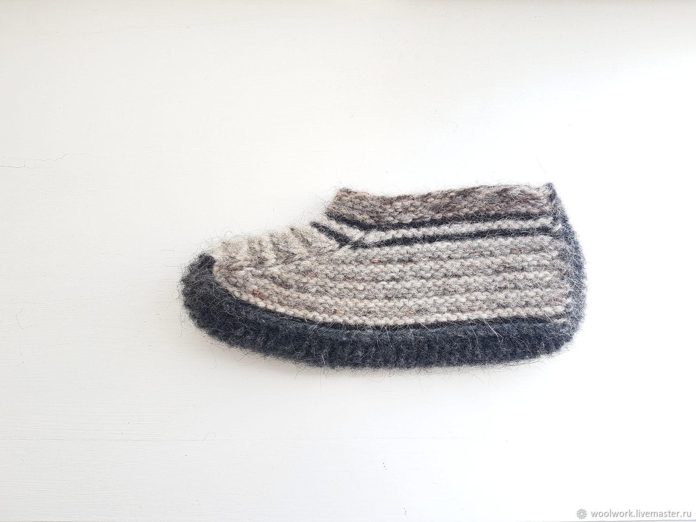 Knitted Slippers, Socks, Tambov,  Фото №1