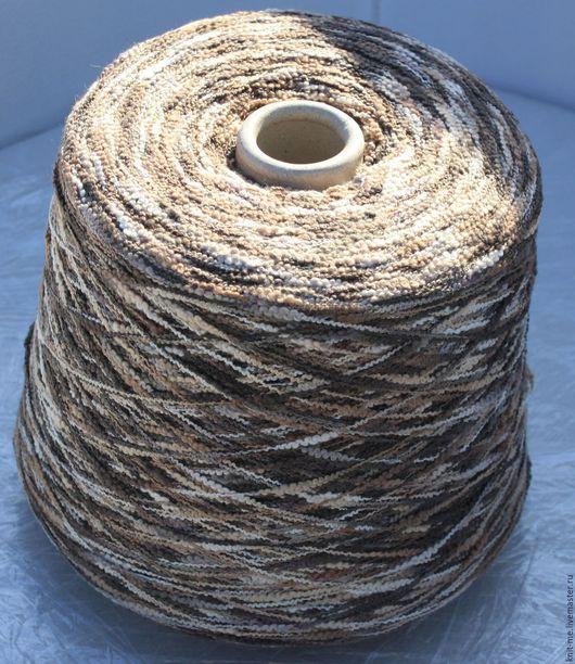 Вязание ручной работы. Ярмарка Мастеров - ручная работа. Купить CONCHIGLIA (Filati Riccio). Handmade. Комбинированный, пряжа для вязания спицами
