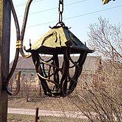 """Потолочные и подвесные светильники ручной работы. Ярмарка Мастеров - ручная работа Фонарь """"сказка"""". Handmade."""