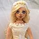 Коллекционные куклы ручной работы. Ярмарка Мастеров - ручная работа. Купить кукла невеста Александра. Handmade. Белый, кукла оберег